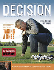 Decision Magazine January 2016
